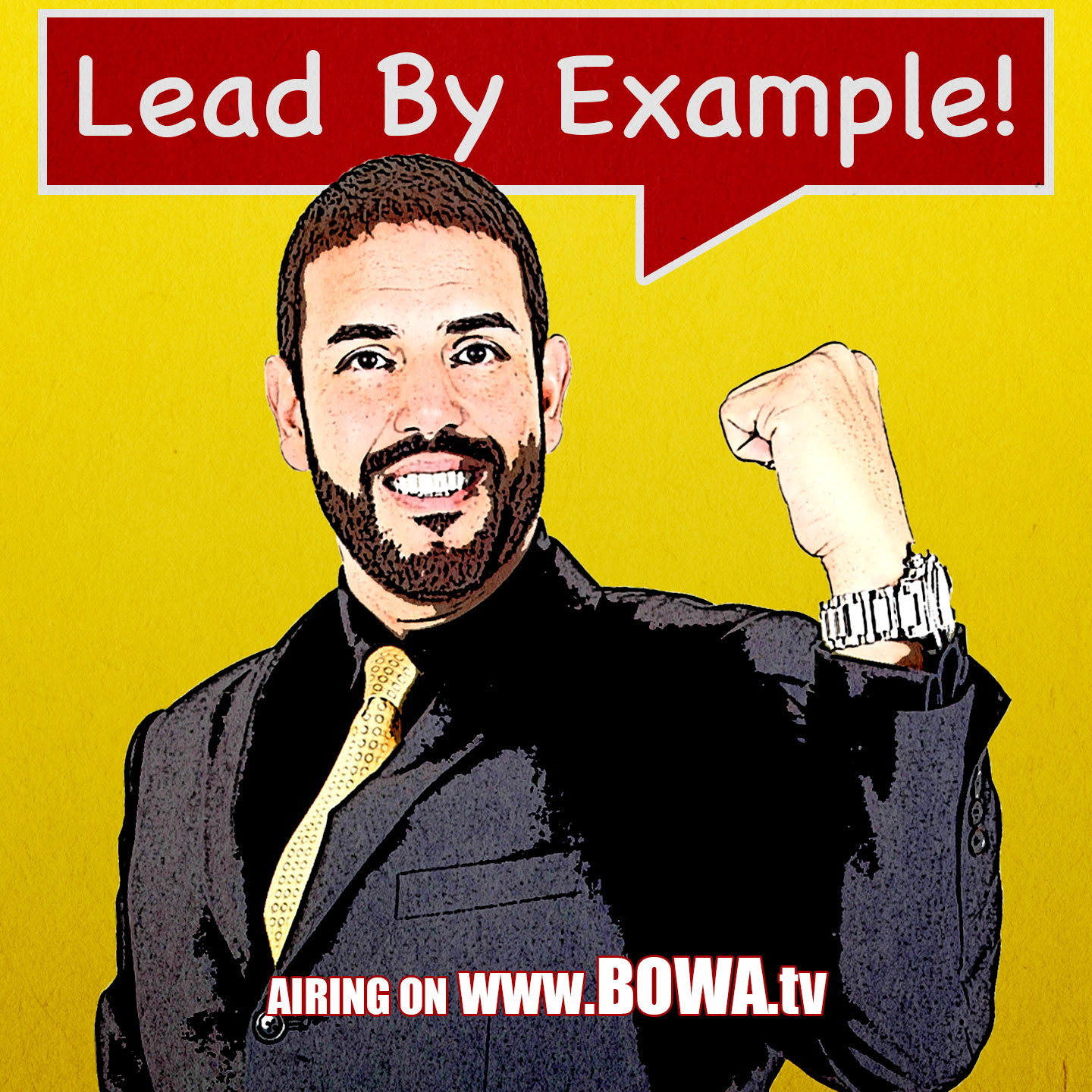 Lead By Example | Video Podcasts