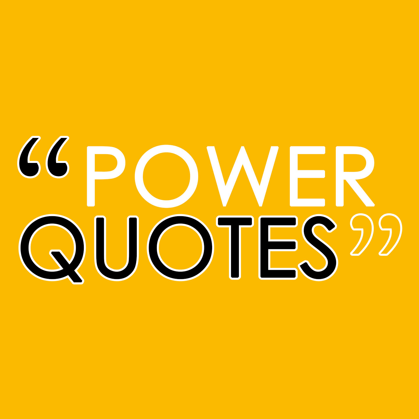 Power Quotes | Video Podcasts